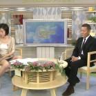 第六回 「熟女ミニスカ推進派の星、 NHKアナ有働由美子、再び勝負しろ」